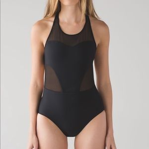 NWT Lululemon Race with Me Swimsuit